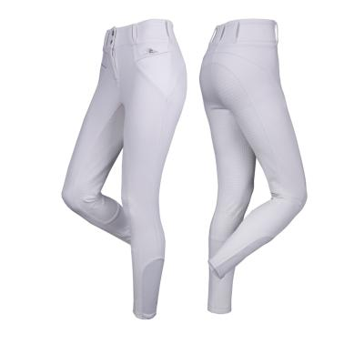 Pantalon Carina Fair Play blanc