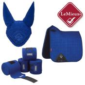 Tapis Luxury Dressage Lemieux Benetton Blue