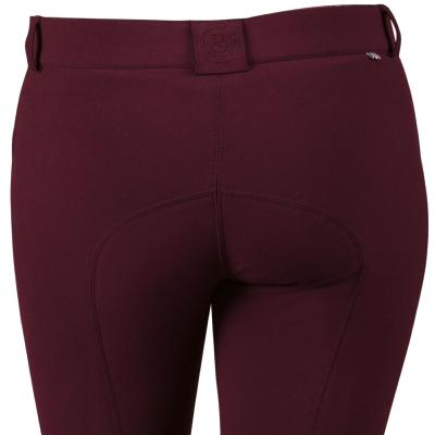 Pantalon MILLAU bordeaux