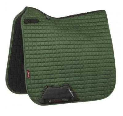 Tapis Luxury Dressage Lemieux Hunter Green