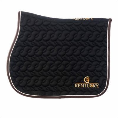 Tapis Absorb noir/marron Kentucky
