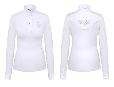Polo ML Cécile 2.0 blanc